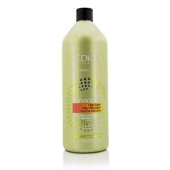 Redken Curvaceous High Foam Lightweight Cleanser (For All Curls Types)  1000ml/33.8oz