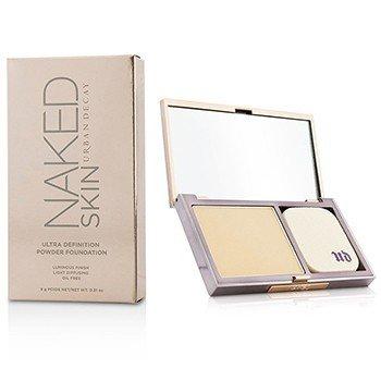 Urban Decay Naked Skin Ultra Definition Powder Foundation - Medium Light Warm  9g/0.31oz