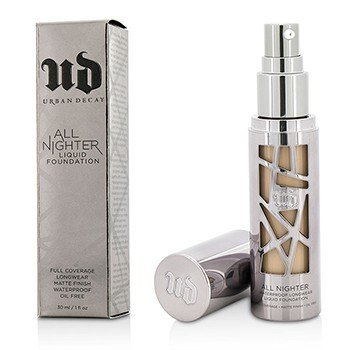 Urban Decay All Nighter Liquid Foundation - # 4.5  30ml/1oz