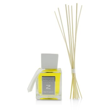 Millefiori Zona Fragrance Diffuser - Legni E Spezie (New Packaging)  250ml/8.45oz