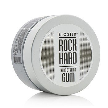 BioSilk Rock Hard Hard Styling Gum  54g/1.9oz