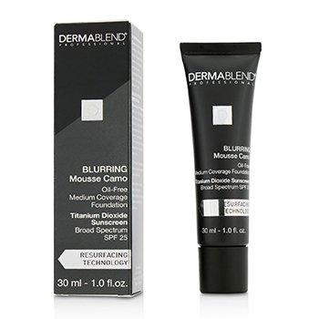 Dermablend Blurring Mousee Camo Oil Free Foundation SPF 25 (Medium Coverage) - #40W Sahara  30ml/1oz