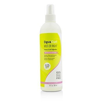 DevaCurl Mist-er Right (Dream Curl Refresher - Refresh & Extend)  355ml/12oz