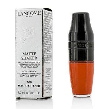 Lancome Matte Shaker Liquid Lipstick - # 186 Magic Orange  6.2ml/0.2oz