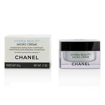 Chanel Hydra Beauty Micro Cream Hydratant Repulpant Fortifiant  50g/1.7oz