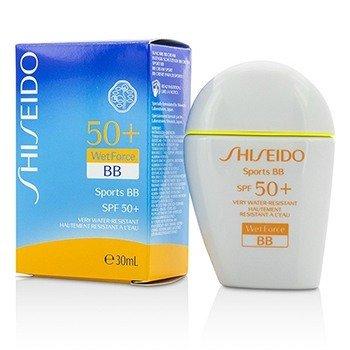 Shiseido Sports BB SPF 50+ Very Water-Resistant - # Light  30ml/1oz