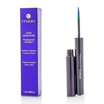 By Terry Line Designer Waterproof Eyeliner - # 5 Ocean Vibes V16104050  1.7ml/0.058oz