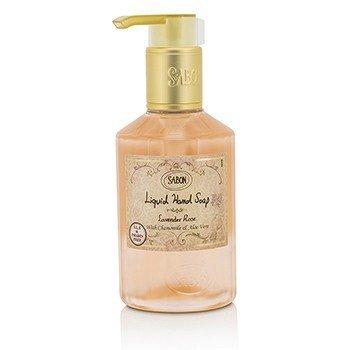 Sabon Liquid Hand Soap - Lavender Rose  200ml/7oz