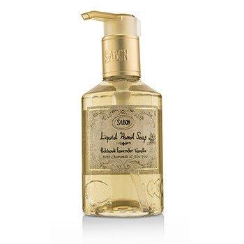 Sabon Liquid Hand Soap - Patchouli Lavender Vanilla  200ml/7oz