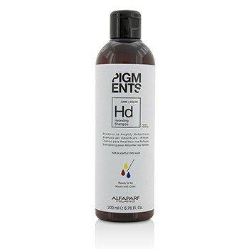 AlfaParf Pigments Hydrating Shampoo (For Slightly Dry Hair) PF014095  200ml/6.76oz
