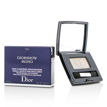 Christian Dior Diorshow Mono Professional Spectacular Effects & Long Wear Eyeshadow - # 554 Minimalism  2g/0.07oz
