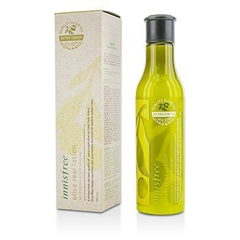 Innisfree Olive Real Lotion (Manufacture Date: 11/2014)  160ml/5.41oz