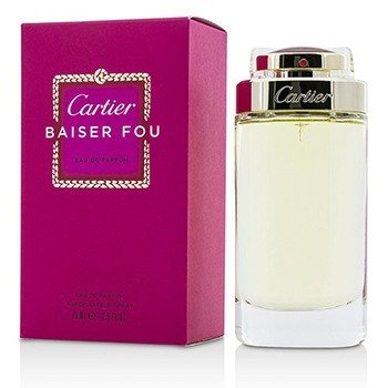Cartier Baiser Fou Eau De Parfum Spray  75ml/2.5oz