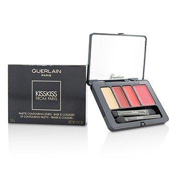 Guerlain KissKiss From Paris Lip Contouring Palette - # 001 Passionate Kiss  3.5g/0.12oz