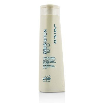 Joico Curl Nourished Conditioner (To Repair & Nourish Curls)  300ml/10.1oz