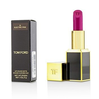 Tom Ford Lip Color Matte - # 15 Electric Pink  3g/0.1oz
