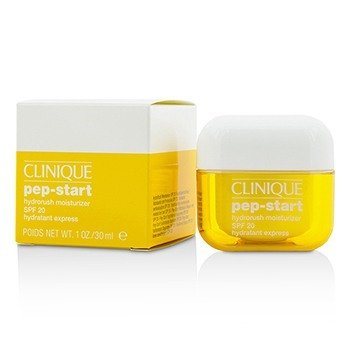 Clinique Pep-Start Hydrorush Moisturizer SPF 20  30ml/1oz