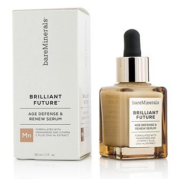 BareMinerals Brilliant Future Age Defense & Renew Serum  30ml/1oz