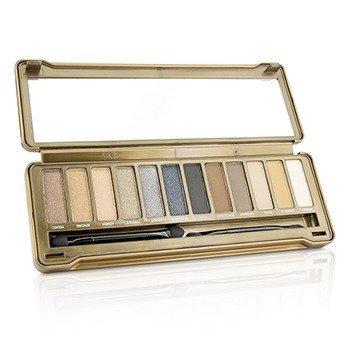 BYS Eyeshadow Palette (12x Eyeshadow, 2x Applicator) - Nude 3  12g/0.42oz