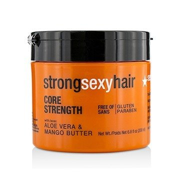 Sexy Hair Concepts Strong Sexy Hair Core Strength Nourishing Anti-Breakage Masque  200ml/6.8oz