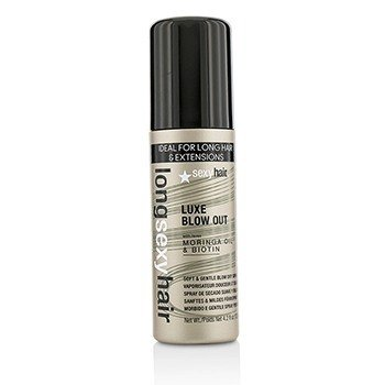 Sexy Hair Concepts Long Sexy Hair Luxe Blow Out Soft & Gentle Blow Dry Spray  125ml/4.2oz