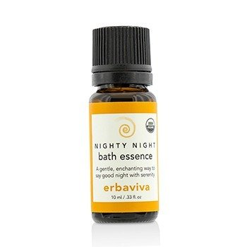 Erbaviva Nighty Night Bath Essence  10ml/0.33oz