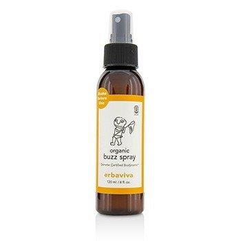 Erbaviva Organic Buzz Spray  120ml/4oz