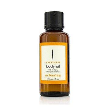 Erbaviva Awaken Body Oil  125ml/4oz