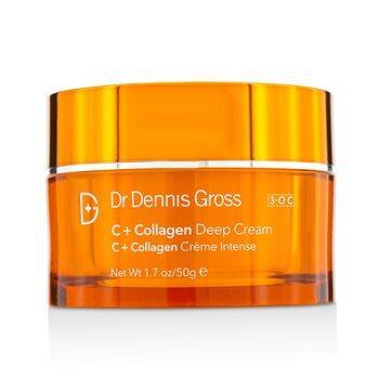 Dr Dennis Gross C + Collagen Deep Cream  50ml/1.7oz