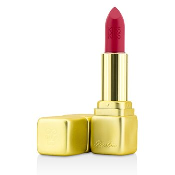 Guerlain KissKiss Matte Hydrating Matte Lip Colour - # M376 Daring Pink  3.5g/0.12oz