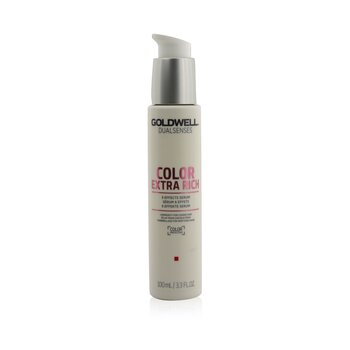 Goldwell Dual Senses Color Extra Rich 6 Effects Serum (Luminosity For Coarse Hair)  100ml/3.3oz