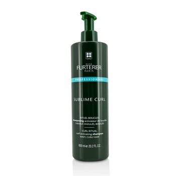 Rene Furterer Sublime Curl Curl Activating Shampoo (Wavy, Curly Hair)  600ml/20.29oz