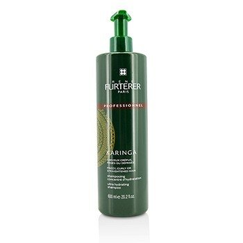 Rene Furterer Karinga Ultra Hydrating Shampoo (Frizzy, Curly or Straightened Hair)  600ml/20.29oz