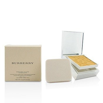 Burberry Bright Glow Flawless White Translucency Brightening Compact Foundation SPF 25 - # No. 20 Orche  12g/0.42oz