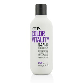 KMS California Color Vitality Shampoo (Color Protection and Restored Radiance)  300ml/10.1oz