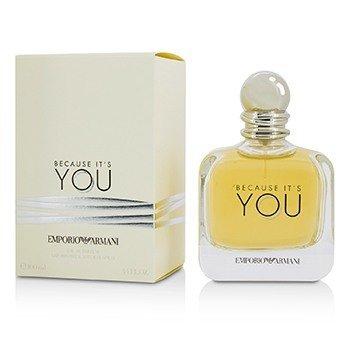 Giorgio Armani Emporio Armani Because It's You Eau De Parfum Spray  100ml/3.4oz