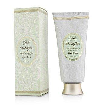 Sabon Silky Body Milk - Clear Dream  200ml/6.7oz