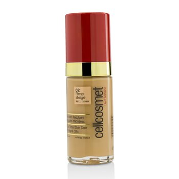 Cellcosmet & Cellmen Cellcosmet CellTeint Plumping Cellular Tinted Skincare - #02 Rosy Beige  30ml/1.1oz