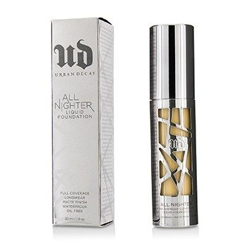 Urban Decay All Nighter Liquid Foundation - # 6.0  30ml/1oz