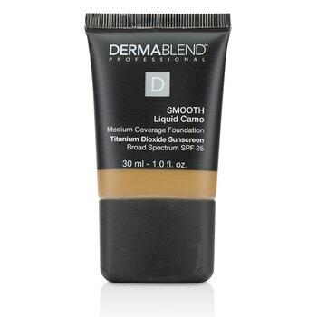 Dermablend Smooth Liquid Camo Foundation SPF 25 (Medium Coverage) - Cocoa (60N)  30ml/1oz