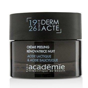 Academie Derm Acte Restorative Exfoliating Night Cream (Unboxed)  50ml/1.7oz