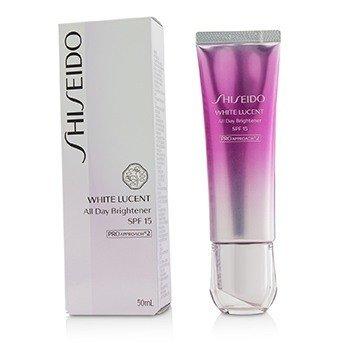 Shiseido White Lucent All Day Brightener SPF 15 PA++++  50ml/1.6oz