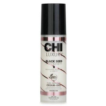 CHI Luxury Black Seed Oil Curl Defining Cream-Gel  148ml/5oz