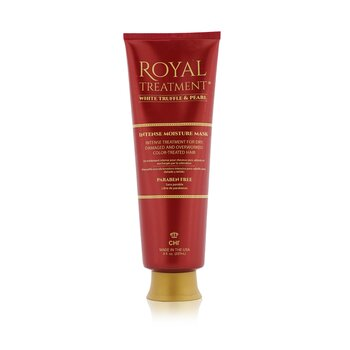 CHI Royal Treatment Intense Moisture Mask (For Dry, Damaged and Overworked Color-Treated Hair)  237ml/8oz