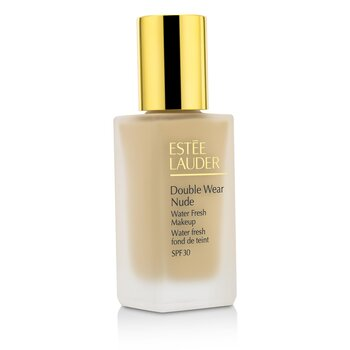 Estee Lauder Double Wear Nude Water Fresh Makeup SPF 30 - # 1N2 Ecru  30ml/1oz