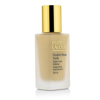 Estee Lauder Double Wear Nude Water Fresh Makeup SPF 30 - # 1W2 Sand  30ml/1oz