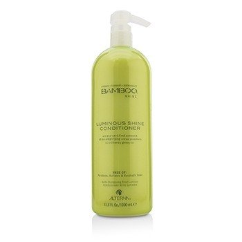Alterna Bamboo Shine Luminous Shine Conditioner (For Strong, Brilliantly Glossy Hair)  1000ml/33.8oz