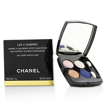 Chanel Les 4 Ombres Quadra Eye Shadow - No. 264 Tisse Particulier  1.2g/0.04oz