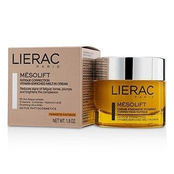 Lierac Mesolift Fatigue Correction Vitamin-Enriched Melt-In Cream  50ml/1.8oz