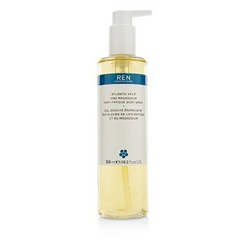 Ren Atlantic Kelp And Magnesium Anti-Fatigue Body Wash  300ml/10.2oz